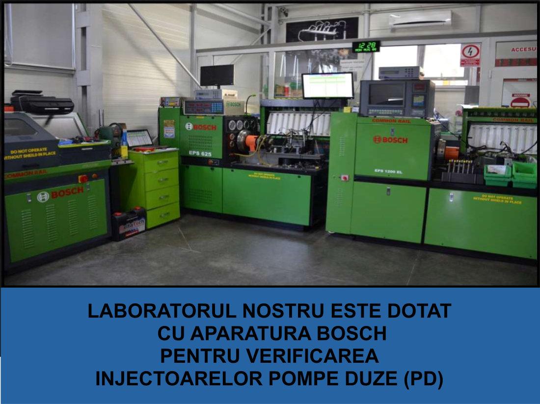 laborator injectoare buzau
