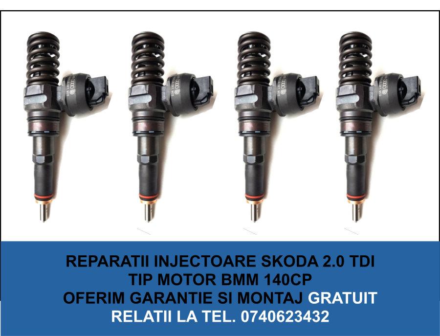 Pret Injectoare Skoda Octavia 2 2.0 TDI